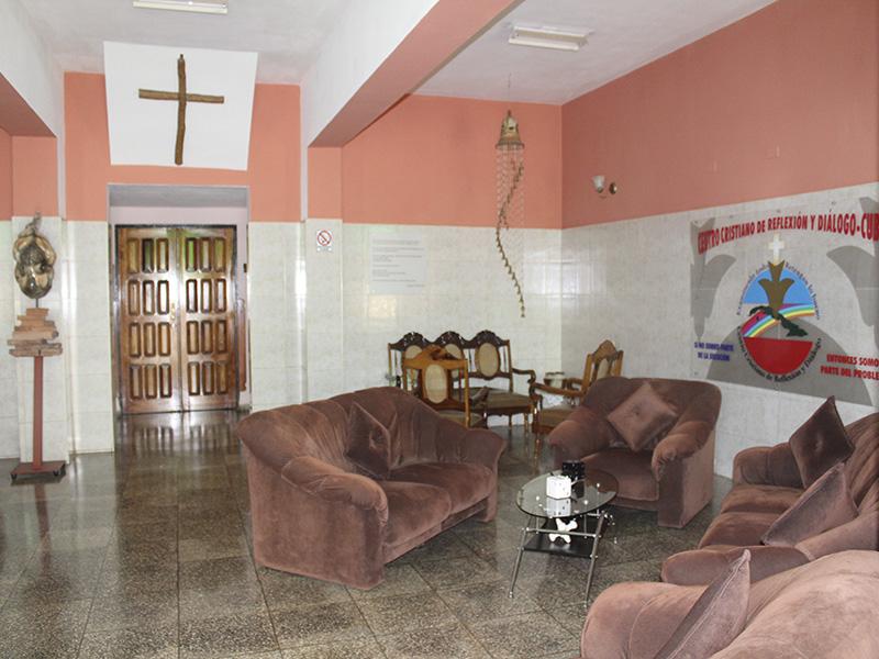 Lobby CCRD-Cuba