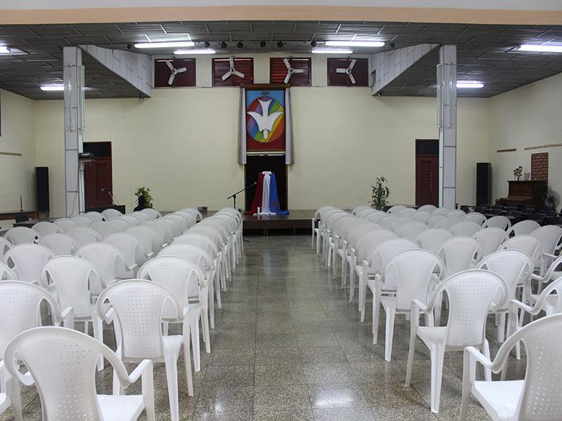 Salon Central CCRD-Cuba