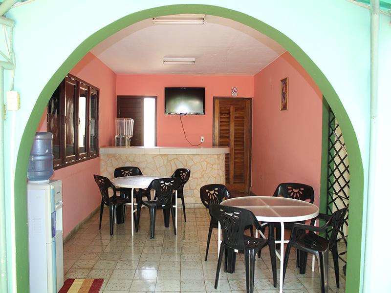 Cafeteria CCRD-Cuba