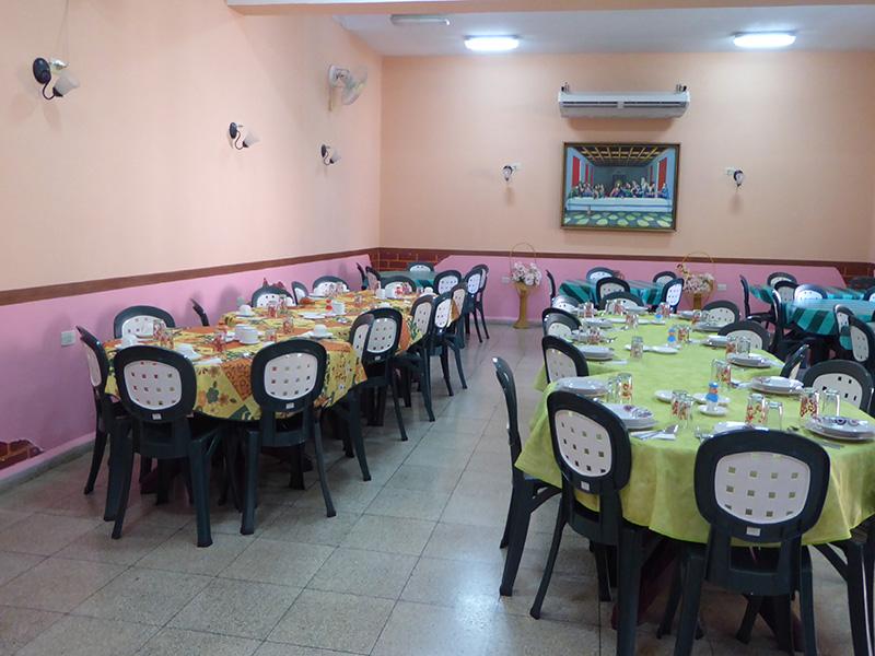 Restaurante CCRD-Cuba