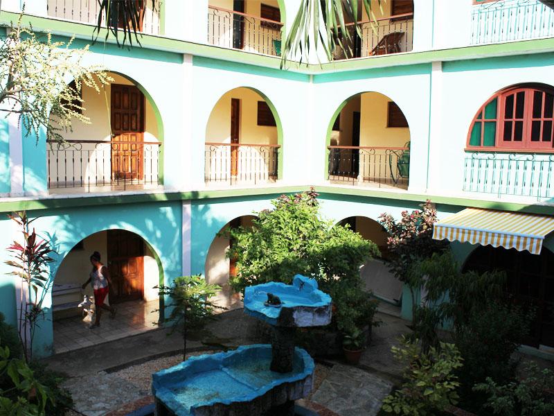 Hotelito CCRD-Cuba