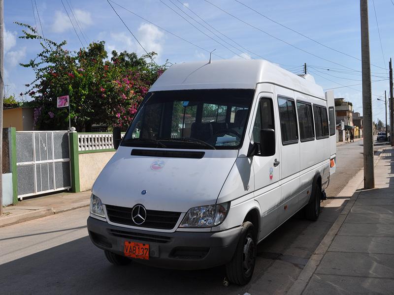 Omnibus CCRD-Cuba