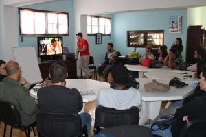 TALLER DE FOTOGRAFÍA Y EDUCACIÓN AUDIOVISUAL EN EL CCRD 1