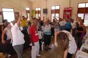 CONTINÚA EL CCRD-C REALIZANDO ACCIONES COMUNITARIAS 1