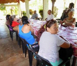 Participantes del Taller Desarrolllo local, retos y perspectivas