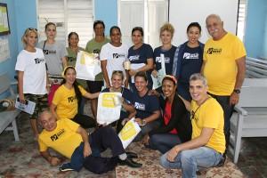 Red de Profesionales en 1era línea, comunidad Sabanilla