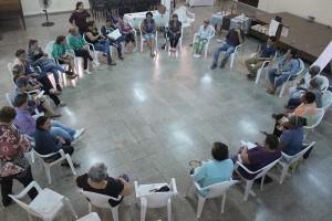Taller ¨Liderazgo y acompañamiento pastoral a grupos vulnerables¨