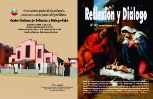 CUBIERTA DE LA REVISTA 53