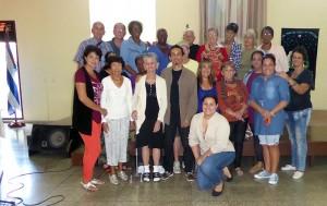 Grupo asistente al Curso Introducción al Nuevo Testamento (1ra parte, 17 de noviembre)