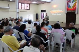 Devocional en el CCRD-Cuba