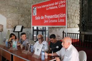XXVII Feria Internacional del Libro.