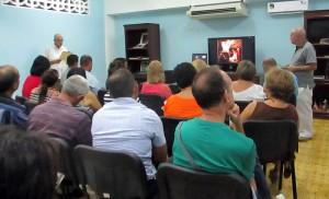 Celebración por Semana Santa en CID