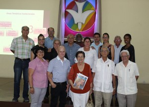 Junta Directiva y Coordinadores de Centro Cristiano de Reflexión y Diálogo-Cuba