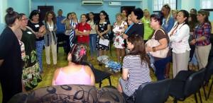 Taller Economía feminista y factibilidad económica para mujeres emprendedoras