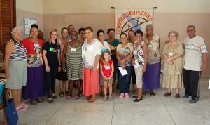 Participantes en el Taller, en Sagua la Grande