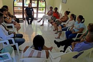 Terapia grupal, atención a adultos