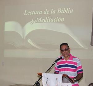Obispo Ismael Laborde de la Iglesia Luterana en Cuba