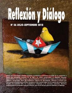 Cubierta de la Revista Reflexión y Diálogo No. 56