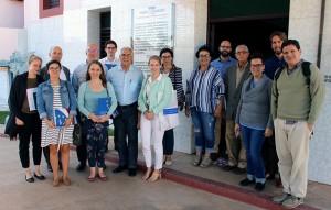 Delegación de la Comunidad Europea visita CCRD-C