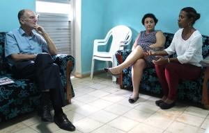 Especial interés causó el trabajo que lleva a término el Programa de Atención Psicopastoral