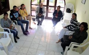 Psicoterapia grupal para adultos en el CCRD-C