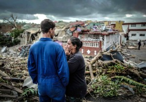 Tornado afecta a la capital cubana