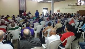 Asamblea de la Iglesia de Cristo, celebrada en el CCRD-C