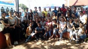 Taller para jóvenes emprendedores, en Santa Marta