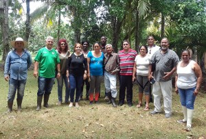 Miembros de la ACTAF nacional, provincial y municipal
