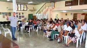 Conferencia magistral sobre crecimiento, desarrollo e instituciones en Cuba