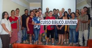 Curso Bíblico Juvenil de Nuevo Testamento