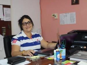 Directora Ejecutiva MSc. Rita María García Morris
