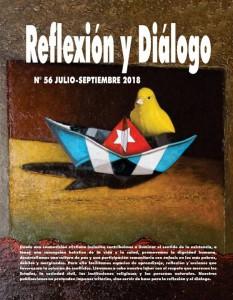 Cubierta de la revista Reflexión y Diálogo
