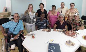 Encuentro con representantes de ACLIFIM