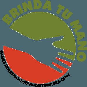 Logo de la Campaña Brinda tu Mano