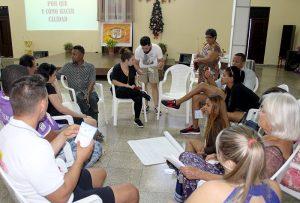 Encuentro Anual de Emprendedores con representantes del sector privado, de diversas comunidades de la región occidental